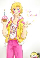 Male Toy Chica! by FictionHead