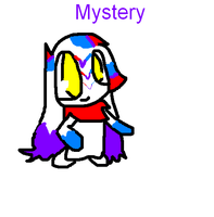 Mystery by Uxie126