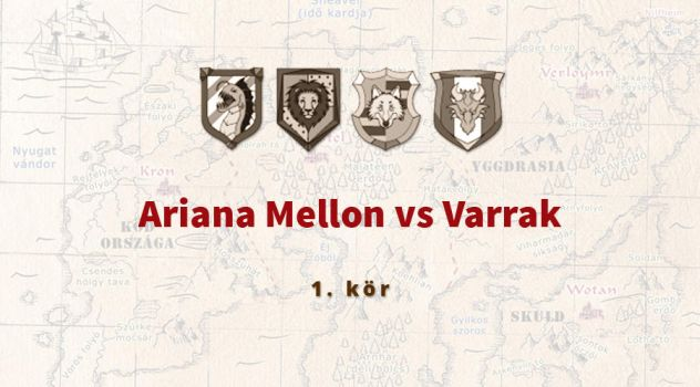 Ariana Mellon Vs Varrak by CounterShock