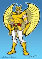 Golden Eagle by ToddNauck