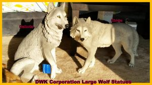 DWK Corporation Dakota and Kiowa by Vesperwolfy87