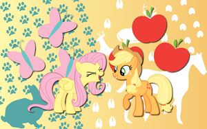 AppleShy wallpaper by AliceHumanSacrifice0