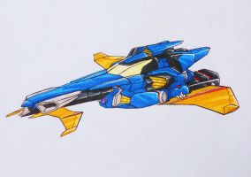 SEEKERS team request: DIRGE alt mode by kishiaku