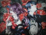 Tokyo Ghoul by aBunny15