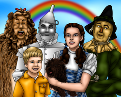 Wizard of Oz +1 by FalseDisposition