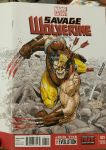 Savage Wolverine Sketch Cover Colors by SaviorsSon