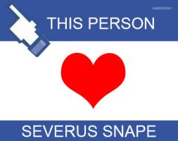 This person loves... Snape by MarySeverus