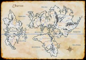 World of Eberon by jrhyder