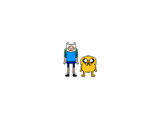 Adventure Time: Finn and Jake by Silverhammer37