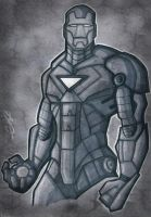 Iron Man by G-double