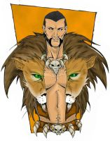 Kraven the Hunter by BLIX007