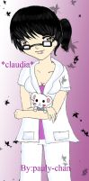 claudia again by Pauly-chan