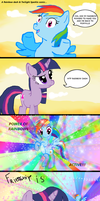 Rainbow Dash's Rainbow Powers by RainbowDashPlz