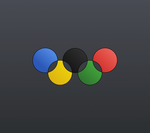 Olympic Rings Wallpaper by timb0slice7