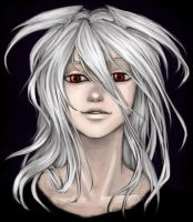 Bakura by AnaemicMuffin