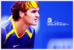 Roger Federer by ignoscency