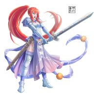 Weapon Master Level 2 by EUDETENIS