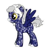 ~Adopted Frost Pony, PLEASE IGNORE~ by StarCatcherZ