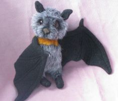 Zephyr the Flying Fox by gokdoggo