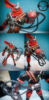 Spawn issue 55 custom set-c by SomaKun