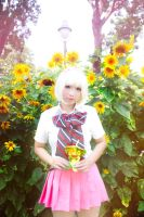 With U im not alone - Shiemi by MonicaWos