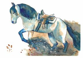 Horse 39 by Paintwick