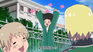 + Euler First Appear on Hetalia? + by Serket-XXI