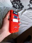 3d gameboy - perler beads (back view) by Rest-In-Pixels