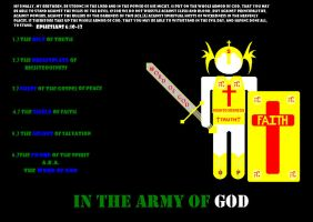 ARMOUR OF GOD by VUILBAARD