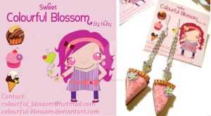Sweet Colourful Blossom cards by colourful-blossom