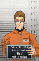 Percy Kris locked up commission by phil-cho