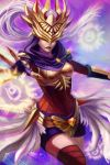 Justicar Syndra by Chukairi