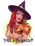 Trick or Squeeze full color by Elias-Chatzoudis