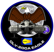 Eagle Flight Insignia by viperaviator
