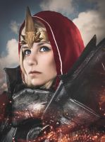 Meredith Stannard - Dragon Age II - 3 by Atsukine-chan