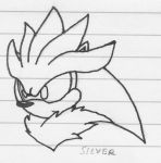 Silver Doodle by sonicxjones