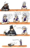 Kabuto n Mr.Artist: Deduction by Yakushi--Kabuto