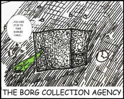 The Borg Collection agency by augustusceaser