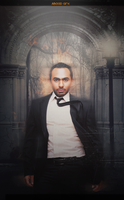 Tamer Hosny Merge by AbOoD-Alhosnay-GFX