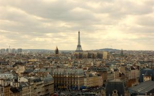 Paris by shulgasergey