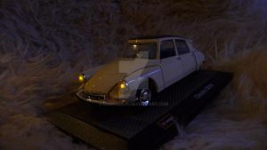 My Citroen DS 19 by engineerJR
