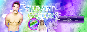 +Portada Vibrant Colors by iWillNotSurrender