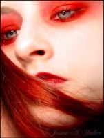 Reddd by PorcelainPoet