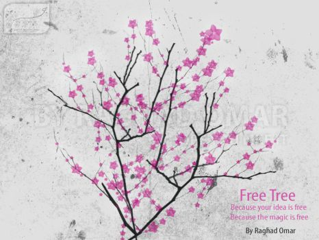 Free Tree by graphicia2