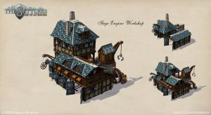 Siege Engine Workshop by Dawn2069MS