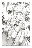 Galactus Commission by FlowComa