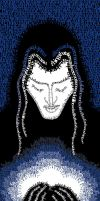 Feanor. Bookmark by zdrava