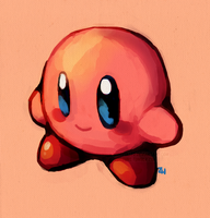 kirby 020417 by Sushirolled