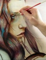 """The Girl and the Owl"" Video by MichaelShapcott"
