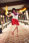 Aki Con 2013 - Playing With Fire by dienote-light